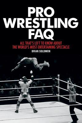 Pro Wrestling FAQ Cover