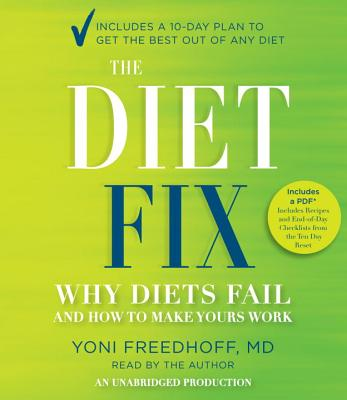 The Diet Fix Cover
