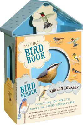 My First Bird Book and Bird Feeder [With Bird Feeder] Cover Image