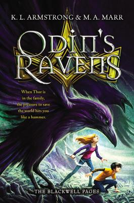 Odin's Ravens (The Blackwell Pages #2) Cover Image