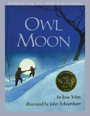 Owl Moon: 20th Anniversary Edition Cover Image