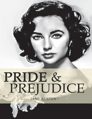 Pride and Prejudice: Large Print Version Cover Image