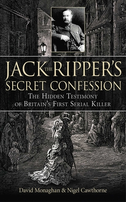 Cover for Jack the Ripper's Secret Confession