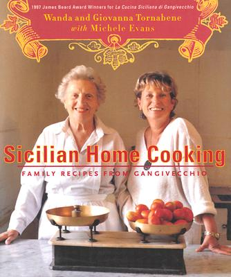 Sicilian Home Cooking Cover