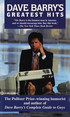 Dave Barry's Greatest Hits Cover