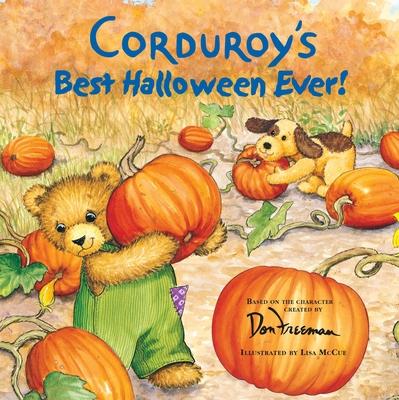 Corduroy's Best Halloween Ever! Cover Image