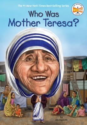 Who Was Mother Teresa? (Who Was?) Cover Image