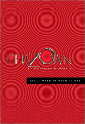 Chazown - Relationships with People DVD Cover