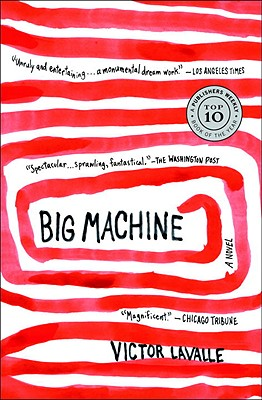 Big Machine: A Novel Cover Image