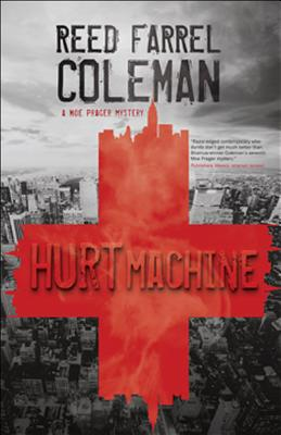 Hurt Machine (Moe Prager Mysteries) Cover Image