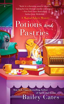 Potions and Pastries (A Magical Bakery Mystery #7) Cover Image