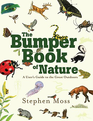The Bumper Book of Nature Cover