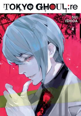 Tokyo Ghoul: re, Vol. 4 Cover Image