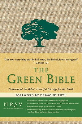 Green Bible-NRSV Cover Image