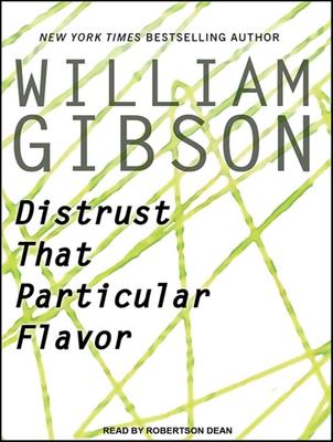Distrust That Particular Flavor Cover Image