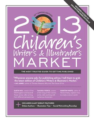 2013 Children's Writer's & Illustrator's Market Cover Image