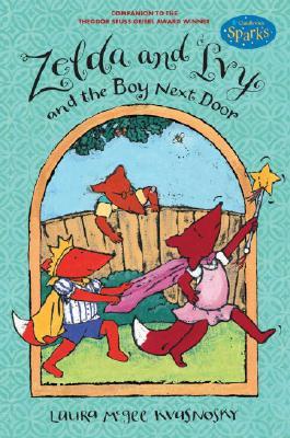 Zelda and Ivy and the Boy Next Door Cover Image