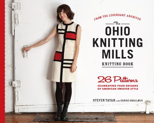 The Ohio Knitting Mills Knitting Book Cover