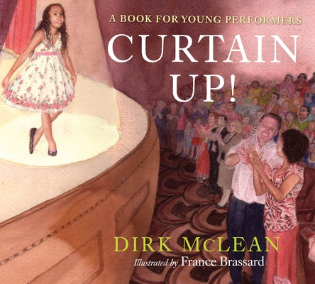 Curtain Up! Cover