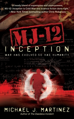 MJ-12: Inception: A MAJESTIC-12 Thriller Cover Image