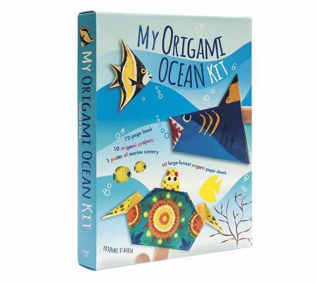 My Origami Ocean Kit Cover Image