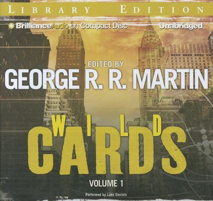 Wild Cards, Volume 1 (Wild Cards (Audio) #1) Cover Image