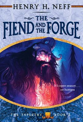 The Fiend and the Forge Cover