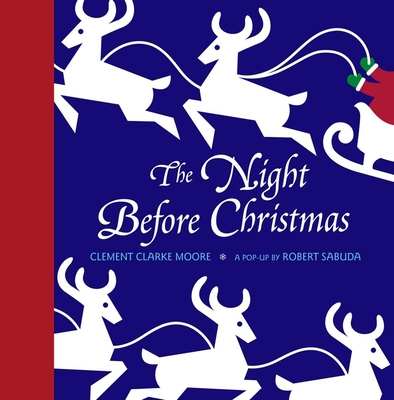 Night Before Christmas Pop-Up (Classic Collectible Pop-Up) Cover Image