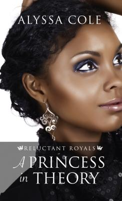 A Princess in Theory (Reluctant Royals) Cover Image