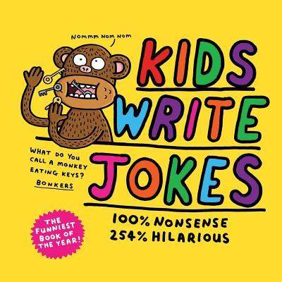 Kids Write Jokes cover