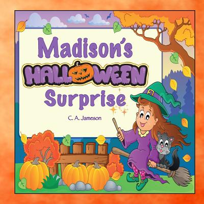 Madison's Halloween Surprise (Personalized Books for Children) Cover Image