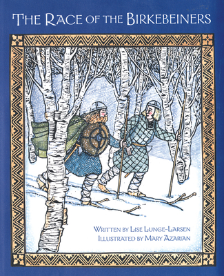 The Race of the Birkebeiners Cover Image
