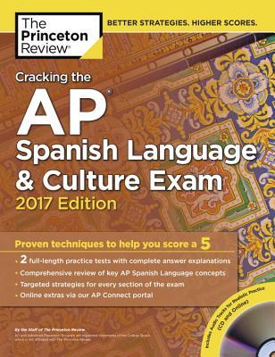 Cracking the AP Spanish Language & Culture Exam with Audio