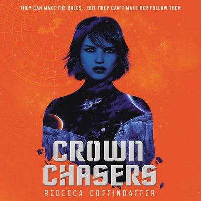 Crownchasers Lib/E cover