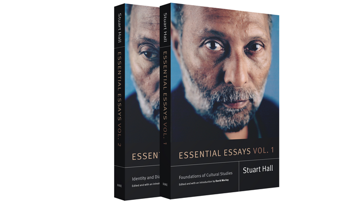 Essential Essays (Two-Volume Set): Foundations of Cultural Studies & Identity and Diaspora (Stuart Hall: Selected Writings) Cover Image