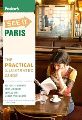 Fodor's See It Paris Cover