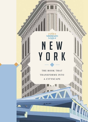 Paperscapes: New York: The Book That Transforms Into a Cityscape Cover Image