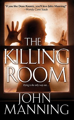 The Killing Room Cover