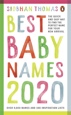 Best Baby Names 2020 Cover Image