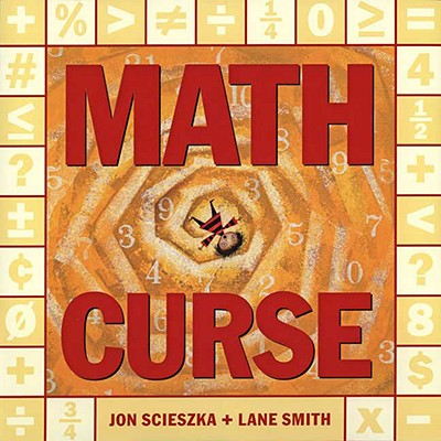 Math Curse Cover Image