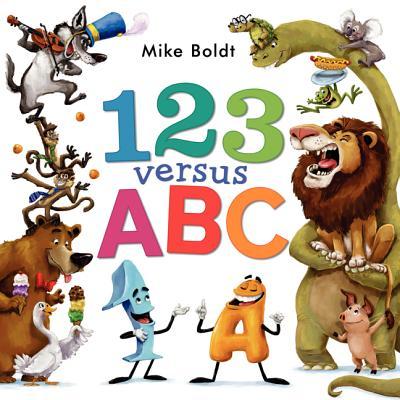 123 Versus ABC Cover