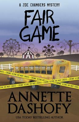 Fair Game (Zoe Chambers Mystery #8) Cover Image
