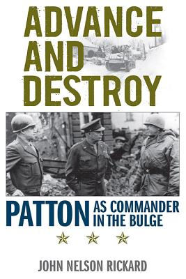 Cover for Advance and Destroy