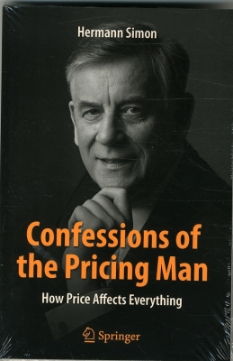 Cover for Confessions of the Pricing Man