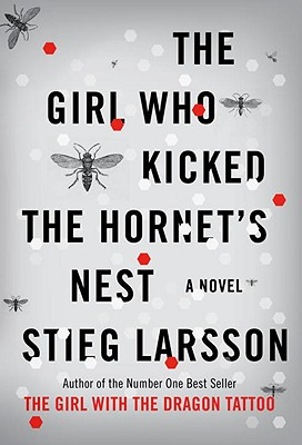 The Girl Who Kicked the Hornet's Nest Cover Image