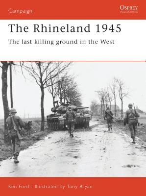 The Rhineland 1945 Cover