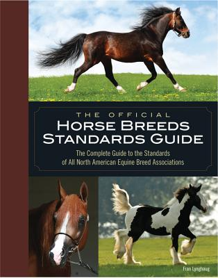 Cover for The Official Horse Breeds Standards Guide