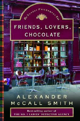 Friends, Lovers, Chocolate Cover