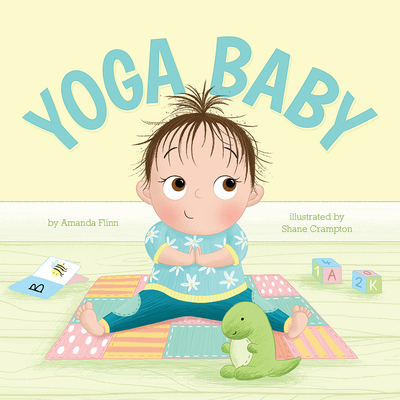 Yoga Baby Cover Image