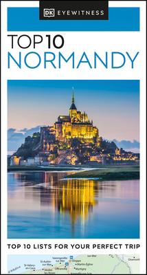 DK Eyewitness Top 10 Normandy (Pocket Travel Guide) Cover Image
